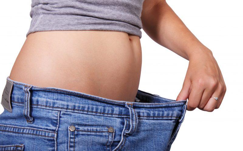 Gewicht in Balans